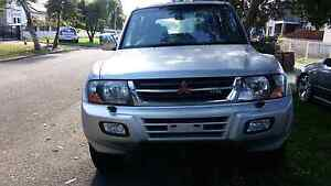 Mitsubishi pajero 2001 good condition open to offers South Granville Parramatta Area Preview