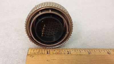 Amp 208742-1 Circular Connector 37 Pin