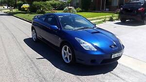 2001 Toyota Celica Coupe Henley Beach Charles Sturt Area Preview