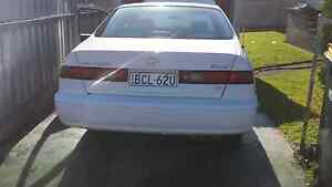 Toyota Camry Conquest Georgetown Newcastle Area Preview
