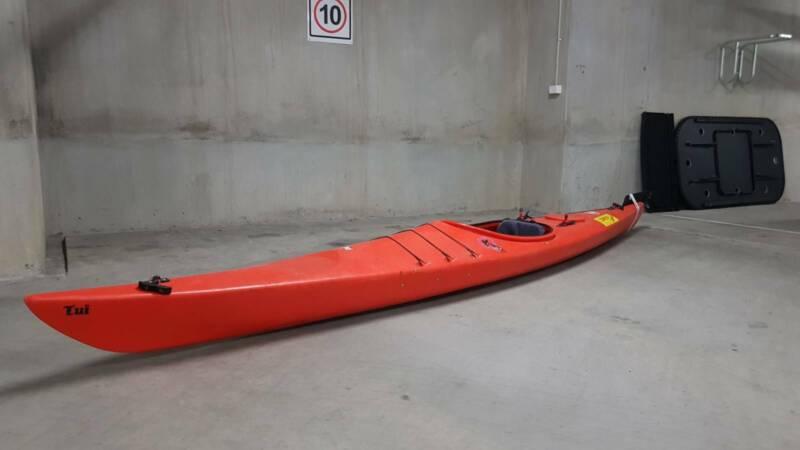 Q Kayak Tui 4 5m   Kayaks & Paddle   Gumtree Australia