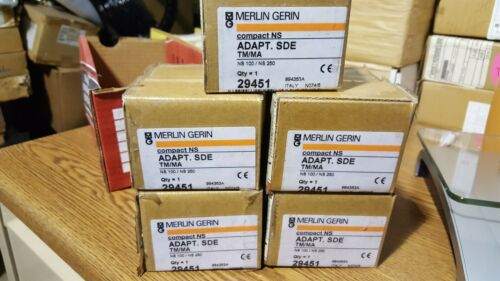 Merlin Gerin adapt.sde TM/MA NS100/250 29451