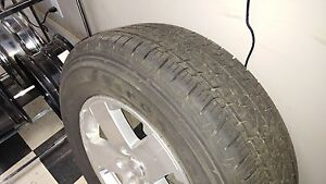 jeep wrangler wheels and tire with sensors