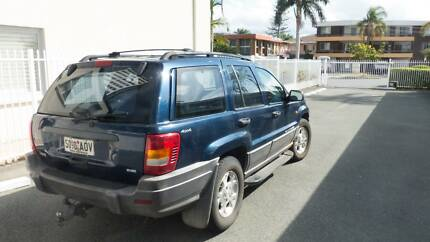 JEEP GRAND CHEROKEE (PETROL & GAS)