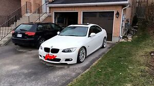 2010 BMW 335i xdrive coupe M sport