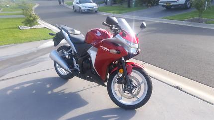FOR SALE: Honda CBR250R