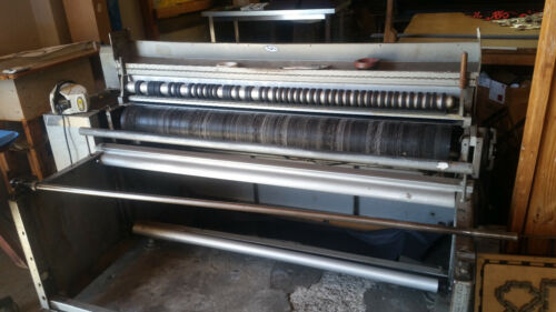 Wrap-O-Matic Automatic Sheeting Machine by Rosenthal