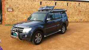 2008 Mitsubishi Pajero VR - X Petrol 25 Anniversary addition Hamersley Stirling Area Preview