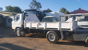 Ford trader tip truck Kallangur Pine Rivers Area Preview