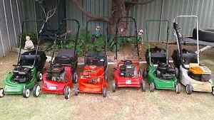 Lawnmowers 4 Sale Hobartville Hawkesbury Area Preview