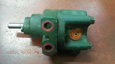 Roper Hydraulic Pump Type 1 No. G416893 Figure 18am005 W 12 Shaft