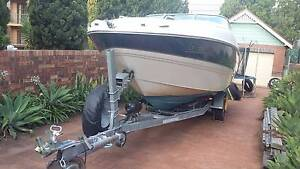Maxum SC2400 built 2004 on trailer - loads of extras Gladesville Ryde Area Preview