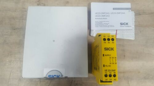 SICK UE23-2MF2A3 safety relay 6026148