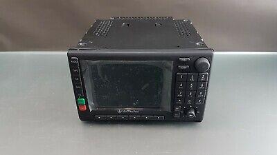 Org Mercedes ML W163 Multimedia Bedieneinheit Radio Navi Tape Tel CD A1638202989
