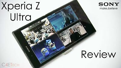 "NEW *BNIB*  Sony Xperia Z Ultra C6833 6.4""  LTE Unocked UNLOCKED Smartphone"