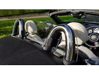 Wind Deflector for Mini Cooper Roadster AKA windscreen windrestrictor windschott