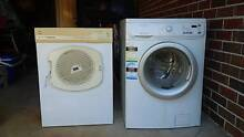 7 kg Electrolux Washing Machine & 5kg Hoover Dryer Yagoona Bankstown Area Preview