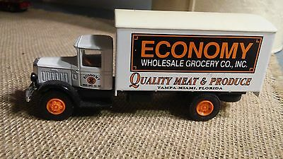 Mack Delivery Box Truck Economy Wholesale Grocery By Hartoy Inc  1991 Vintage