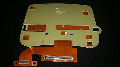 Ge Dash 3000 4000 5000 Patient Monitor 2002393-002 Replacement Display Shield Or