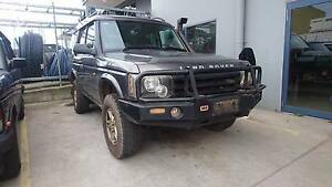 *NOW DISMANTLING BE QUICK!* Land Rover Discovery 2 TD5 180K Kingston Kingborough Area Preview