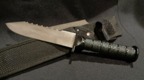 ARGENTINE POLICE SWAT COMMANDO FIGHTING KNIFE.  EXTREMELY RARE!!!
