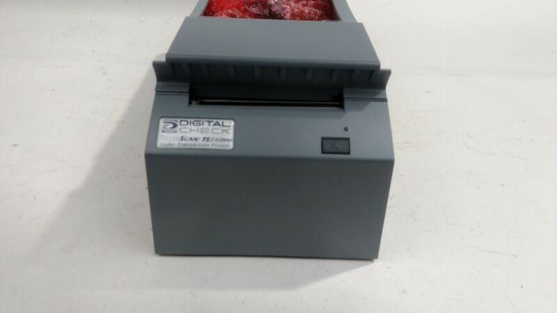 Digital Check TS240/TTP A799-D80D-DDU0 Teller Transaction Printer