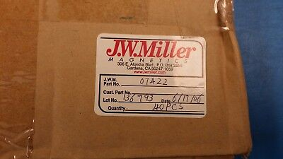 2 Pcs 07422 Jw Miller Inductor Coils Filters