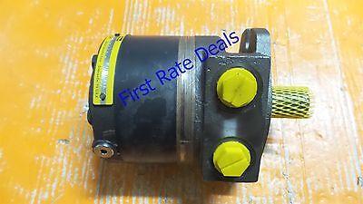 Parker 110a-129-as-0 Hydraulic Motor 12.9 Cu. In.rev 110a-129-as-0-f 30e866 New
