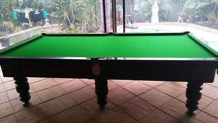 FT PUB SIZE POOL TABLE BILLIARD SNOOKER TABLE Other Sports - Mr billiards pool table