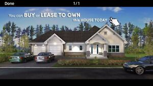 Own your home on Lease to Own Terms with UGD.