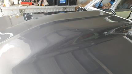 Reverse cowl 4inch drag car race car