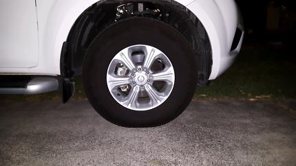 Nissan Navara Wheels