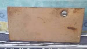 HQ Holden glove box steel. Old Noarlunga Morphett Vale Area Preview