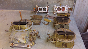 Holley Carburetor 2BBL 350 & 500 CFM for Parts or Repair. Coldstream Yarra Ranges Preview
