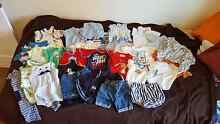 Bulk size 00 shorts, onesies and shirts (0-6 months) Carina Brisbane South East Preview