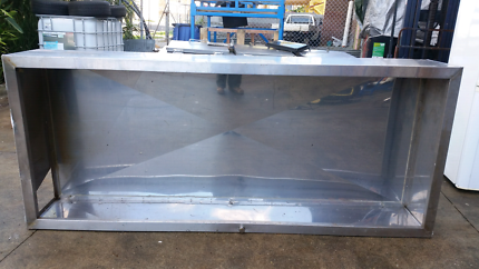 Commercial kitchen canopy 2400 x 1000 x 400 Coburg North Moreland Area Preview