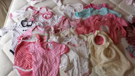 0000-000 baby girls bundle Ellenbrook Swan Area Preview