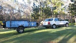 NEW RELEASE HARDFLOOR FRONT FOLDING CAMPER TRAILER Southport Gold Coast City Preview