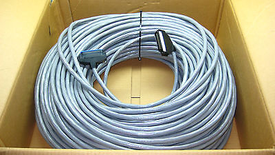 (492 feet) 25PA/TR-TS-C5-492 Cat5 Cable With RJ21 Connectors.#TQ194