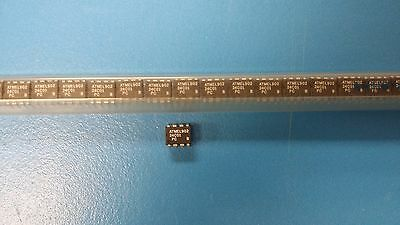 5 Pcs At24c01-10pc Atmel 128x8 I2c2-wire Serial Eeprom Pdip8