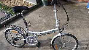 Fold up bike, travel bike Dennington Warrnambool City Preview