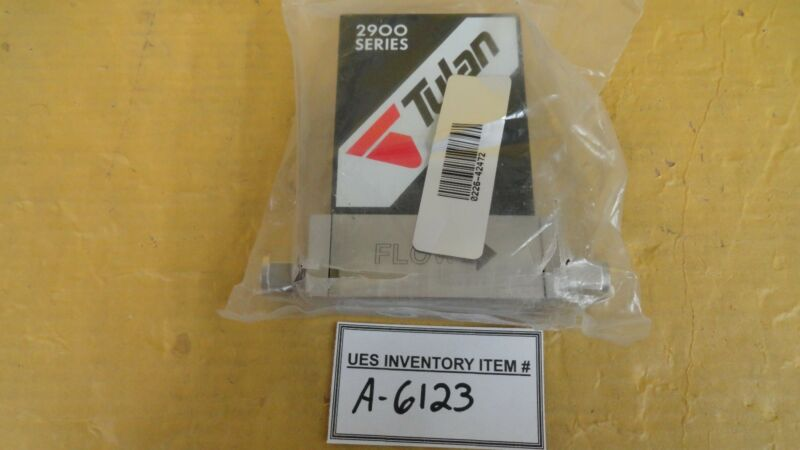 Tylan FC-2900M Mass Flow Controller AMAT 0226-42472 Used