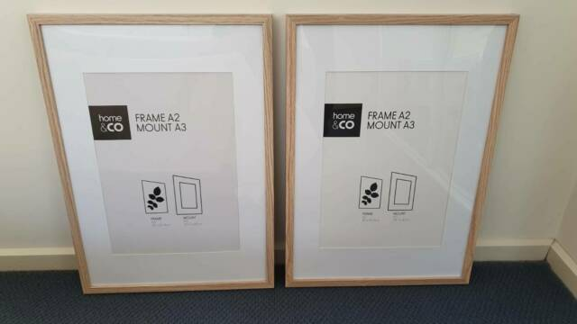 A3 Box Picture Frames   Picture Frames   Gumtree Australia