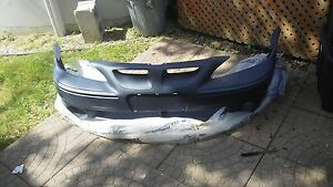 99 to 05 Pontiac Grand Am GT front fascia