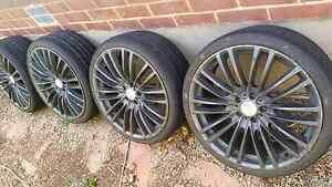 20 inch rims Fulham Gardens Charles Sturt Area Preview