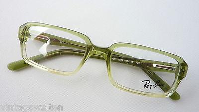 Ray Ban Green Children's Glasses kinderfassung Stable markengestell 47-15 Size K