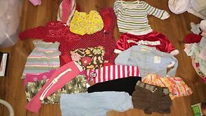 6-12 & 9 month clothes