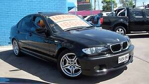 BMW 318i SEDAN- SPORTS, SUNROOF,  RED CLOTH INTERIOR Enfield Port Adelaide Area Preview