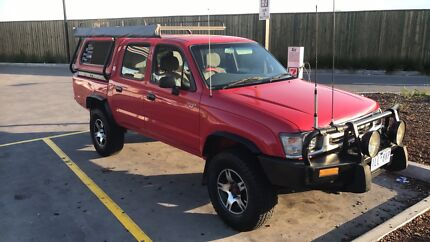 Toyota hilux in good condition