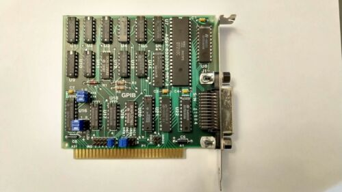 IBM GPIB IEEE-488 8Bit ISA PC XT AT card (6323706 REV A, VINTAGE )